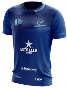 Camiseta Bullpadel Oficial Jano Maxi