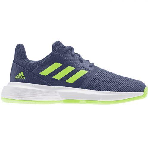 Zapatillas Adidas Courtjam Azules