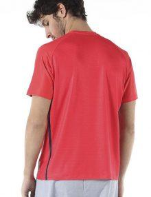 Camiseta Bullpadel Joyce Roja