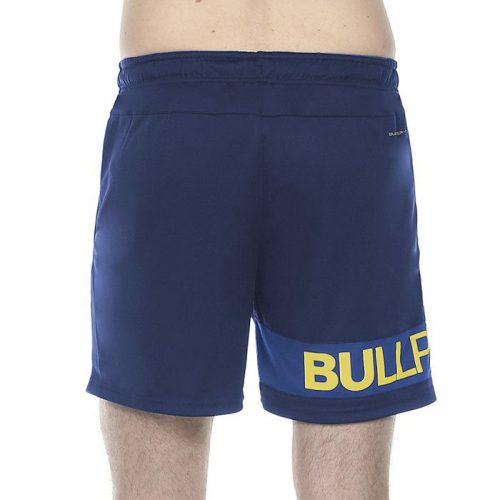 Pantalon Corto Bullpadel Croton Azul