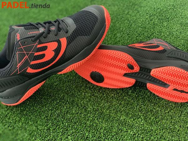 Zapatillas Bullpadel Vertex Negras 19