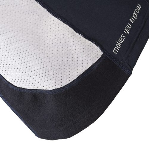 Camiseta Nox Meta 10th Azul Detalle