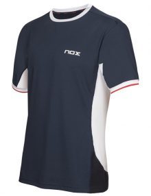 Camiseta Nox Meta 10th Azul Marino