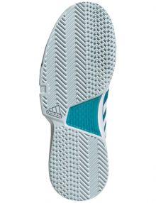 Zapatilla Adidas CourtJam Bounce Blancas suela