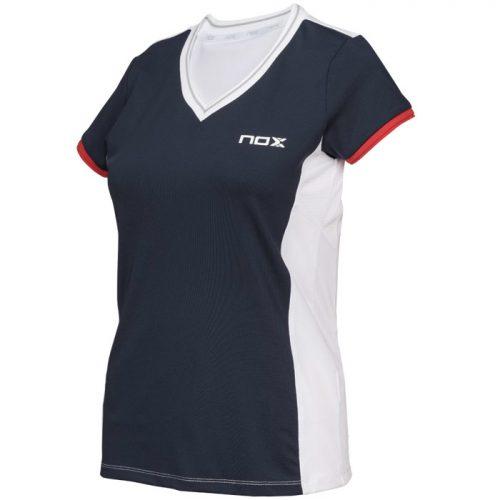 Camiseta Nox Meta Azul Mujer 2020
