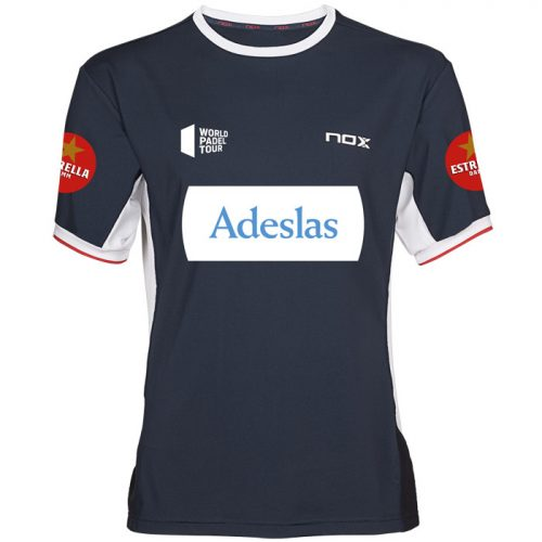 Camiseta Oficial Nox Meta Tapia