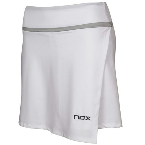 Falda Nox Meta Blanca 2020