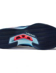 Zapatillas HEAD Sprint Pro 3 Sanyo Dress Blues Neon Red 21