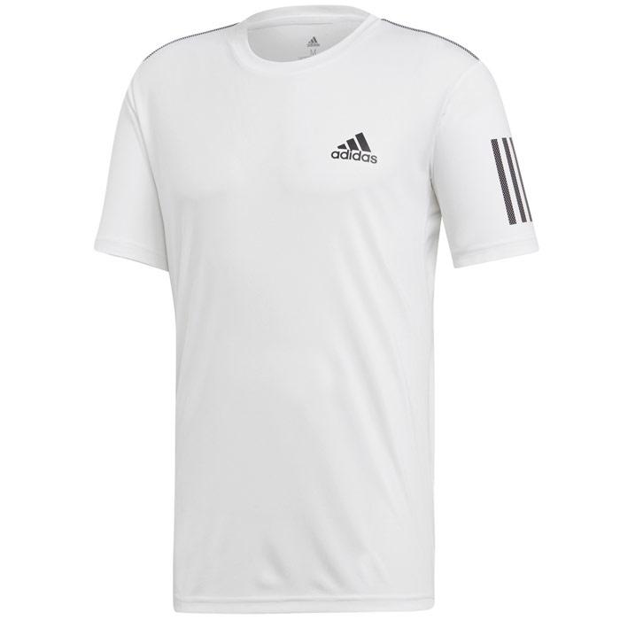 difícil Carrera cuenca  Camiseta Adidas Club Tres Bandas en color Blanco - Nueva colección 20