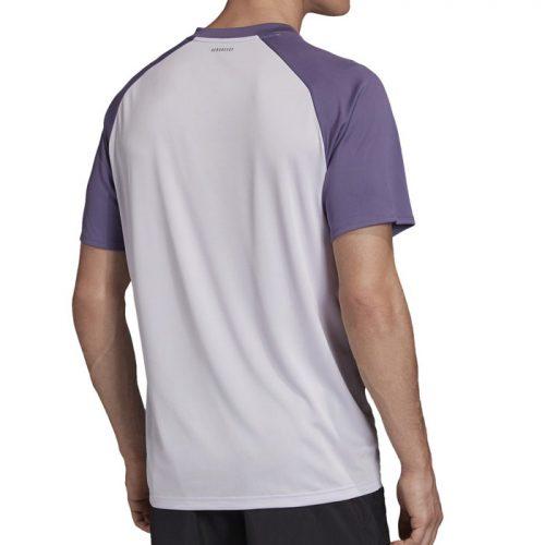 Camiseta Adidas Club Lila 20