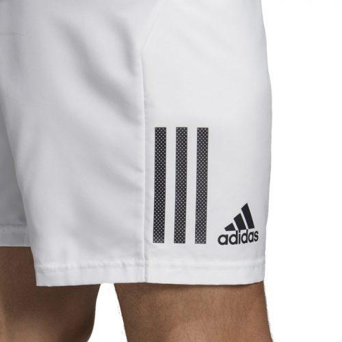 Pantalón Corto Adidas Club Blanco 20