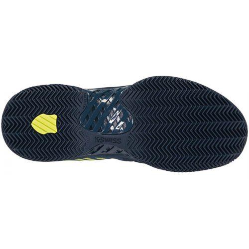 zapatillas kswiss express light blue suela