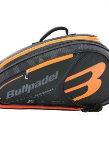Paletero Bullpadel Mid Capacity Naranja 21