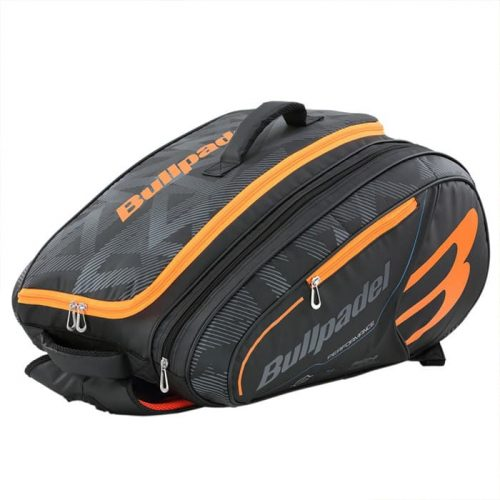 Paletero Bullpadel Mid Capacity Orange 2021