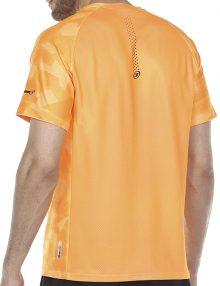 Camiseta Bullpadel Atlanta Mandarina 2020