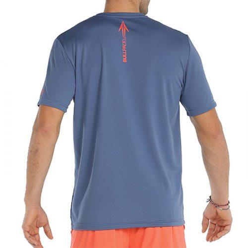 camiseta bullpadel cache azul21
