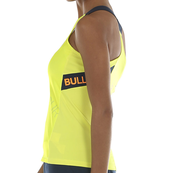 estar impresionado Sitio de Previs Reducción de precios  Camiseta de tirantes Bullpadel para mujer - Colección 2020