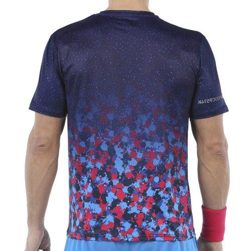 Camiseta Bullpadel Urano Azul