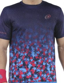 Camiseta Bullpadel Urano Azul Marino