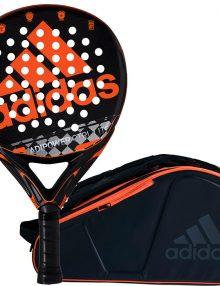 Pala Adidas Adipower Control Lite + Paletero