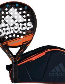 Pala Adidas Adipower Control + Paletero
