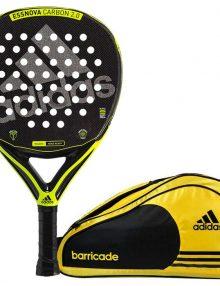Pala Adidas Essnova Carbon + Paletero