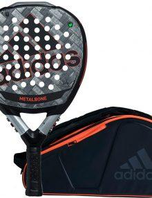 Pala Adidas Metalbone + Paletero