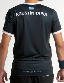 camiseta nox sponsorts at10 team gris back