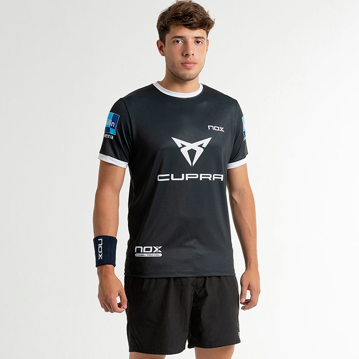 camiseta nox sponsorts at10 team gris tapi