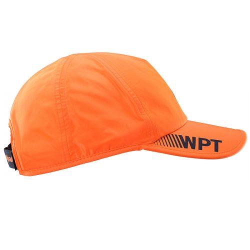 Gorra Bullpadel WPT Naranja 2021