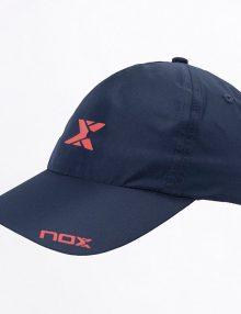 gorra nox azul 2021