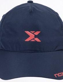 gorra nox azul marino