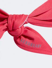 Cinta Cabeza Adidas Rosa-Gris