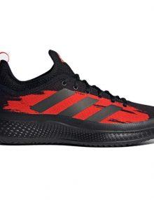 zapatilla adidas defiant generation multicourt red