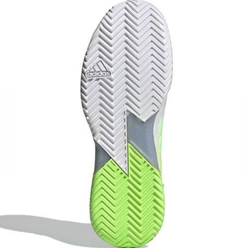 zapatillas adidas adizero ubersonic 4 green suela