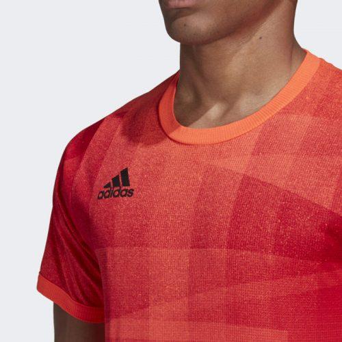 Camiseta Adidas Tenis Match Detalle
