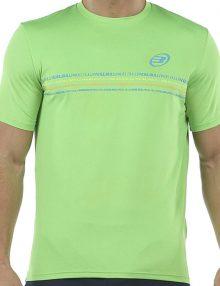 Camiseta Bullpadel Caicedo Limon Fluor Vigore