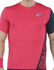 Camiseta Bullpadel Ugur Fresa 2021