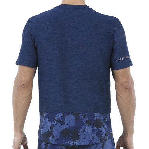 Camiseta Bullpadel Union Azul Marino 2021