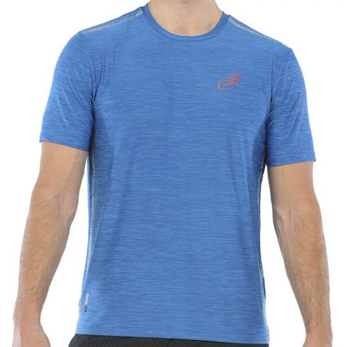 Camiseta Bullpadel Urrea Azul Intenso