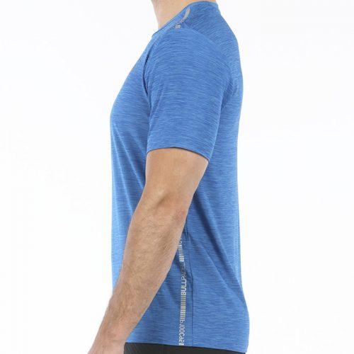 Camiseta Bullpadel Urrea Azul Intenso Vigoré