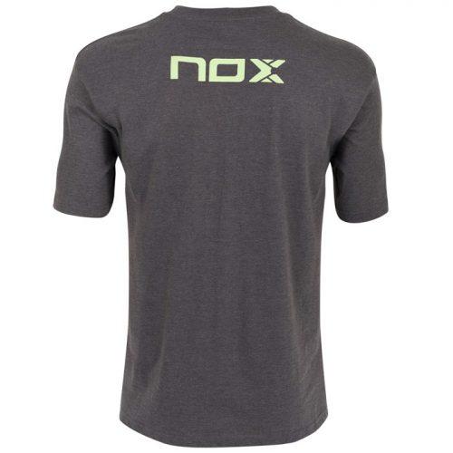 Camiseta Nox Basic Gris-Lima 21