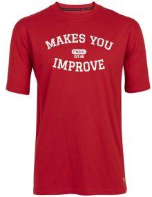 Camiseta Nox Basic Roja-Blanca