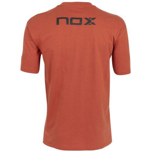 Camiseta Nox Basic Teja-Negra 21