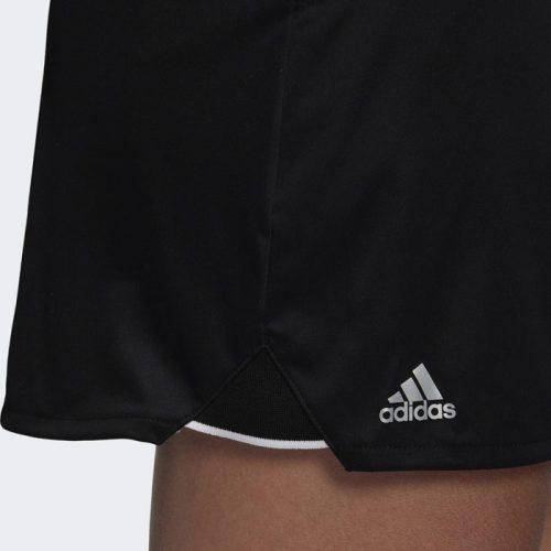 Falda Adidas Club Negra 20 Detalle