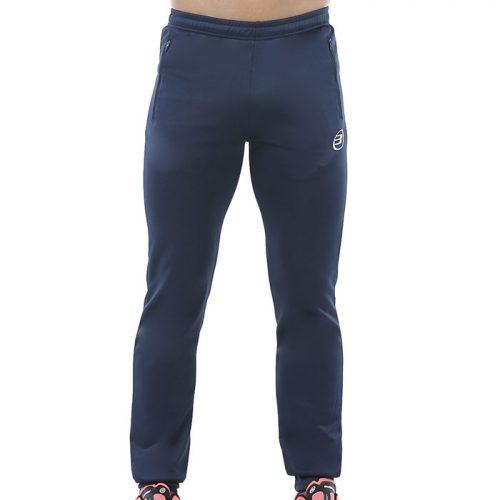 Pantalon Largo Bullpadel Riveris Azul