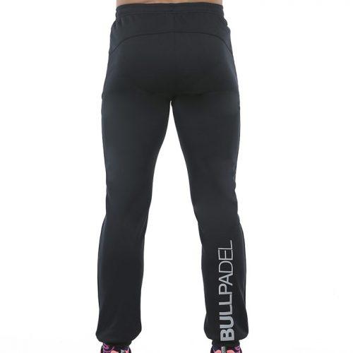 Pantalon Largo Bullpadel Riveris Black