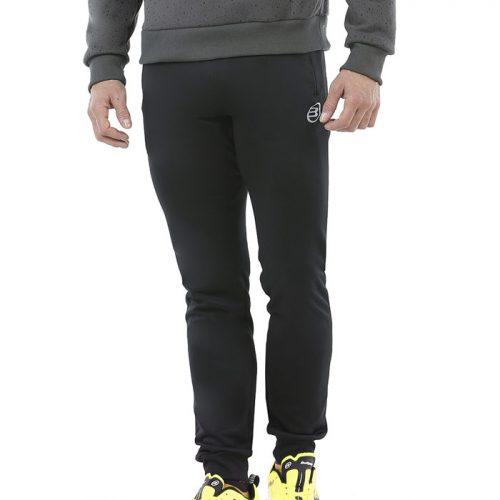 Pantalon Largo Bullpadel Riveris Negro 2021