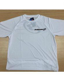Camiseta Bullpadel Presente Blanca