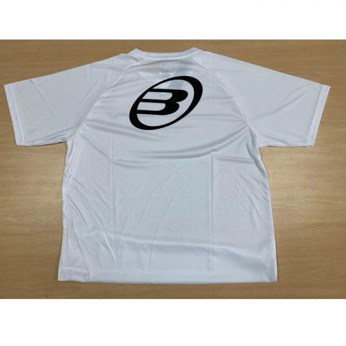 Camiseta Bullpadel Presente White